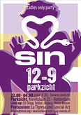SIN LADIES ONLY PARTY PARKZICHT ROTTERDAM VRIJDAG 12 SEPTEMBER