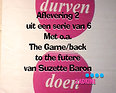 The game van Suzette Baron