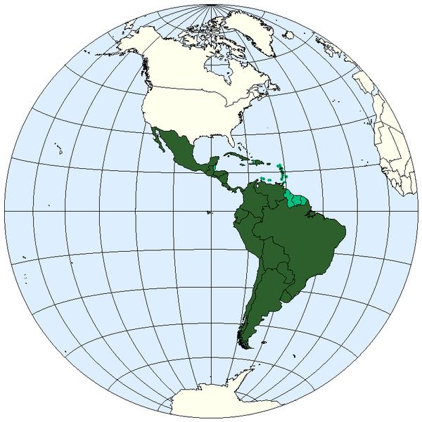 van Latijns amerika